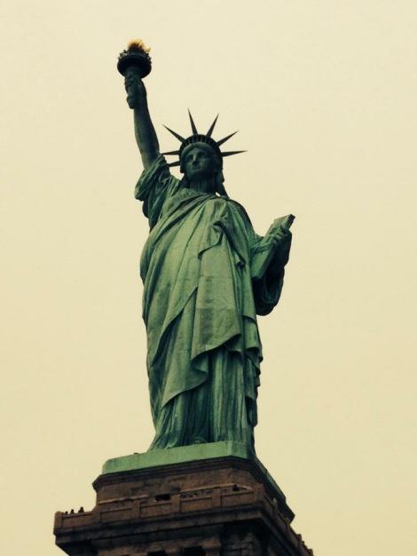 liberté, NY