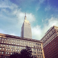 l'Empire State Building