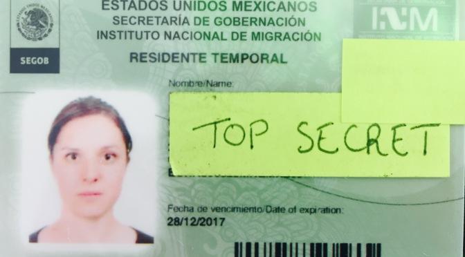 Les démarches pour le PVT une fois au Mexique #2: Le permis travail