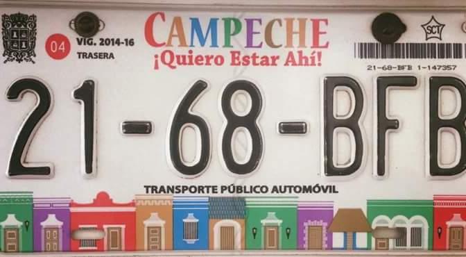 2. L'état de Campeche et le Yucatán