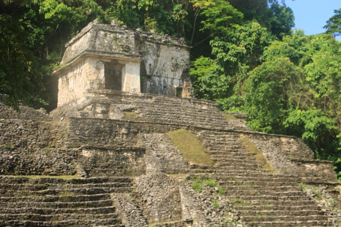 3. LE CHIAPAS, montagnes, jungle et climat tropical.