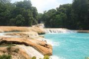 Agua Azul, palenque, chiapas