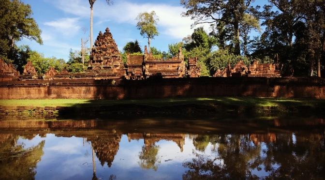 Un mois au Cambodge